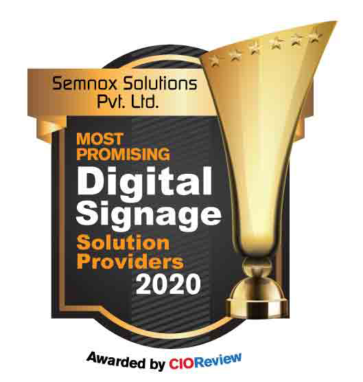 Top 10 Digital Signage Solution Companies - 2020