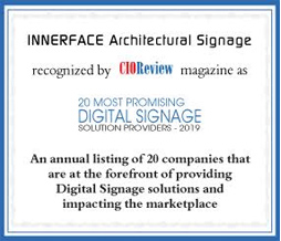 INNERFACE Architectural Signage